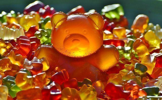 calorias de las gominolas